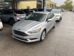 2017_Ford_Fusion_SE_ Cleveland OH