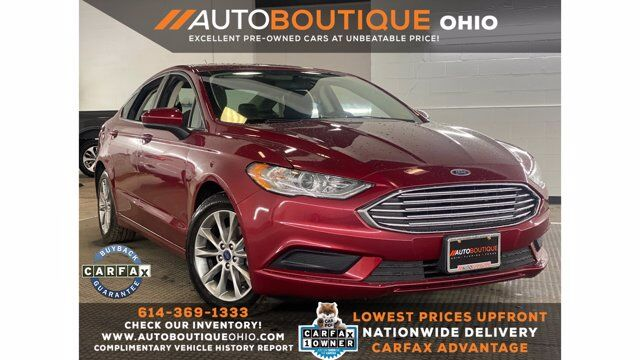 2017 Ford Fusion SE Columbus OH