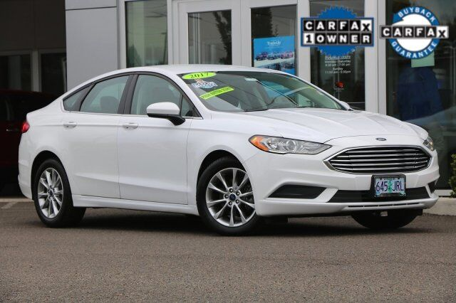 2017 Ford Fusion SE Corvallis OR
