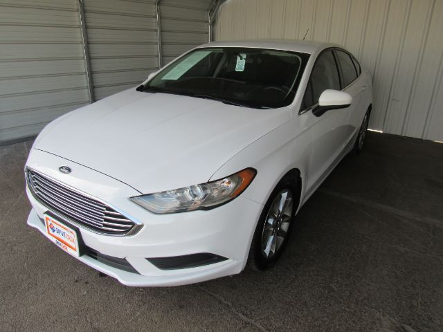 2017 Ford Fusion SE Dallas TX