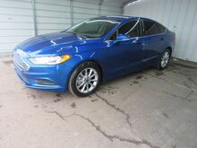 2017_Ford_Fusion_SE_ Dallas TX