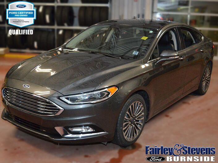 2017 Ford Fusion SE Dartmouth NS