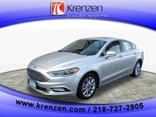 2017_Ford_Fusion_SE_ Duluth MN