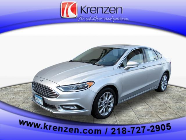 2017 Ford Fusion SE Duluth MN