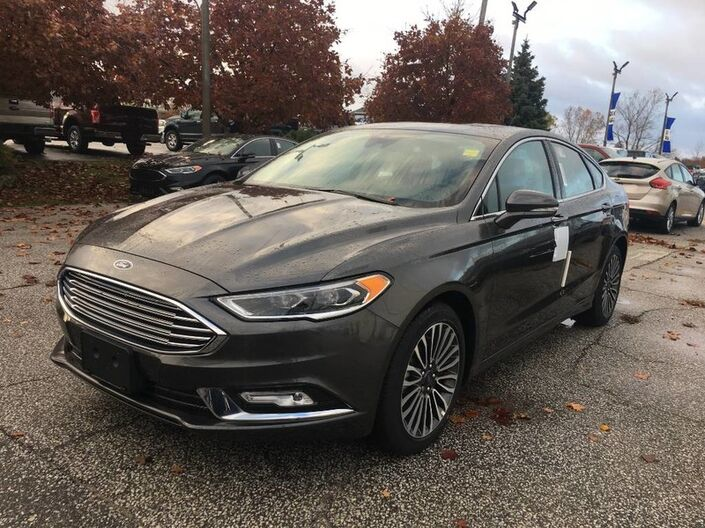 2017 Ford Fusion SE Essex ON