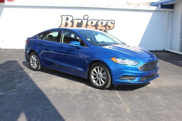 2017 Ford Fusion SE FWD Fort Scott KS