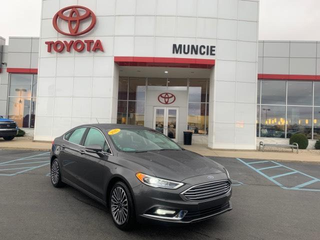 2017 Ford Fusion SE FWD Muncie IN