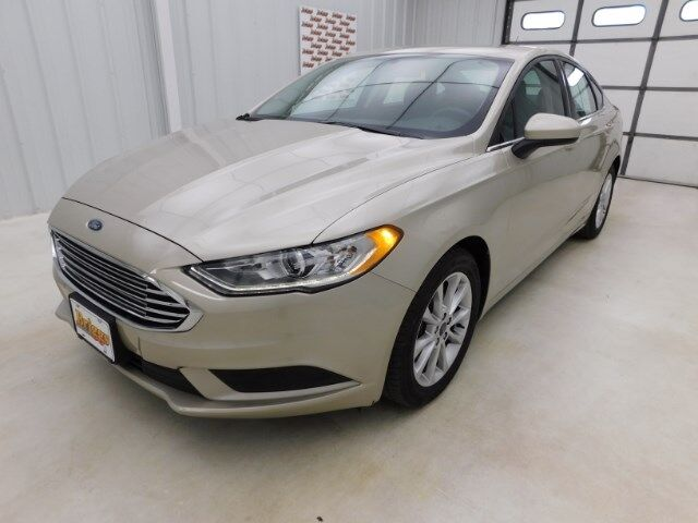 2017 Ford Fusion SE FWD Manhattan KS