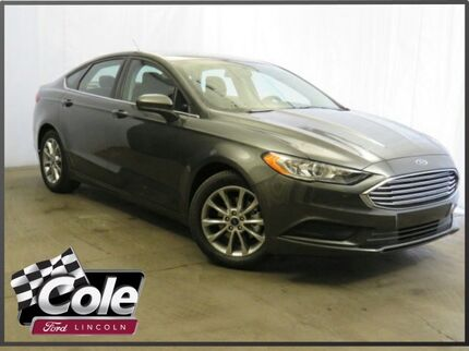 2017_Ford_Fusion_SE FWD_ Coldwater MI