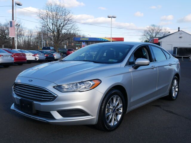 2017 Ford Fusion SE Fairless Hills PA