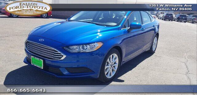 2017 Ford Fusion SE Fallon NV