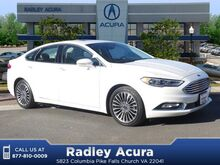 2017_Ford_Fusion_SE_ Falls Church VA