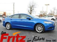 2017_Ford_Fusion_SE_ Fishers IN
