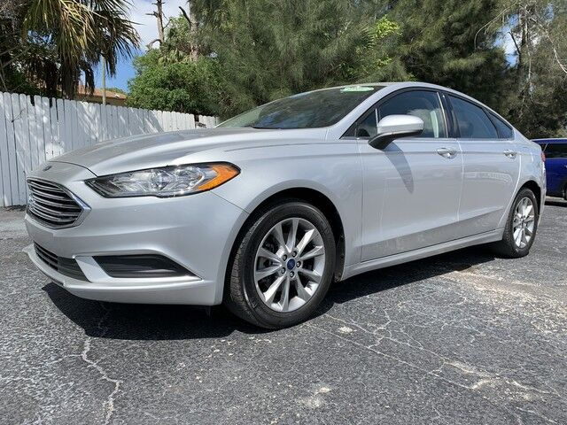 2017 Ford Fusion SE Fort Myers FL