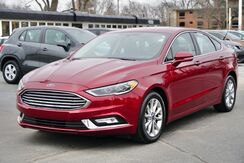 2017_Ford_Fusion_SE_ Fort Wayne Auburn and Kendallville IN