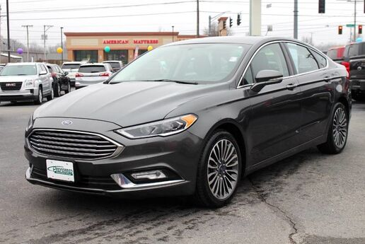 2017 Ford Fusion SE Fort Wayne Auburn and Kendallville IN