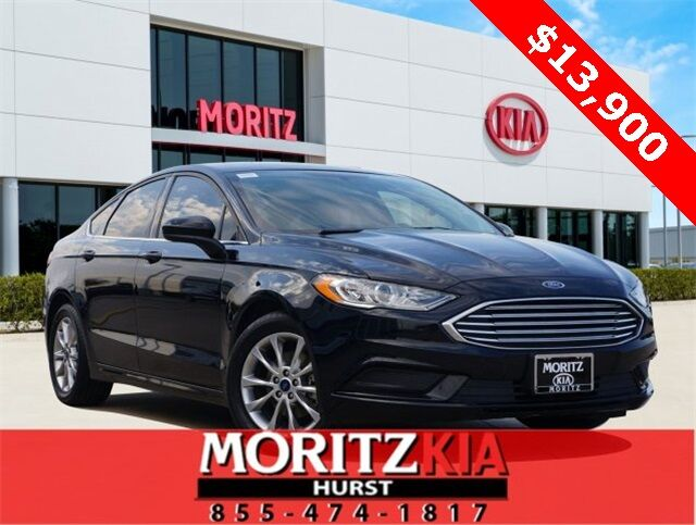 2017 Ford Fusion SE Fort Worth TX
