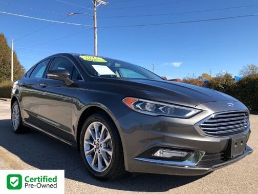 2017_Ford_Fusion_SE_ Frankfort KY