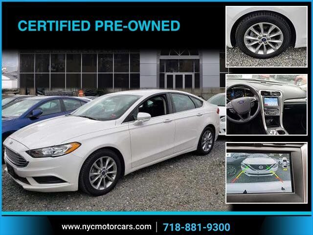2017 Ford Fusion SE Freeport NY