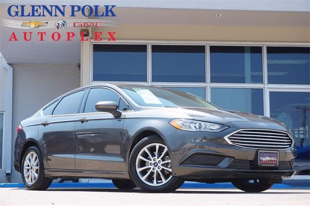 2017 Ford Fusion SE Gainesville TX