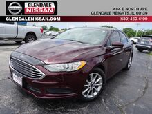 2017_Ford_Fusion_SE_ Glendale Heights IL