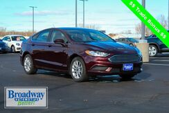 2017_Ford_Fusion_SE_ Green Bay WI
