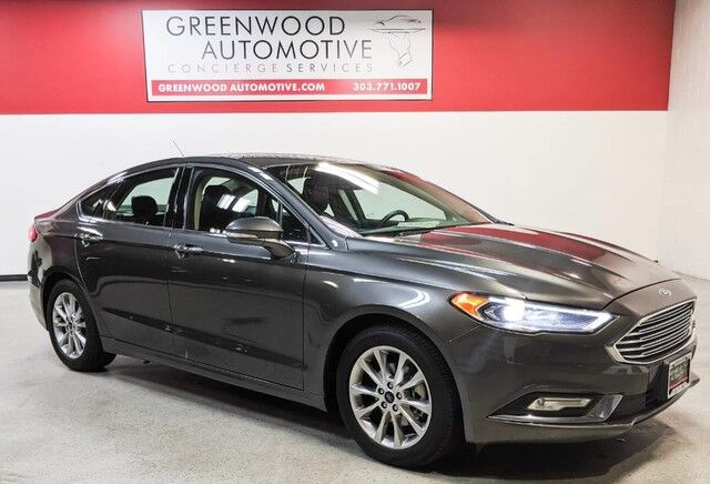 2017 Ford Fusion SE Greenwood Village CO