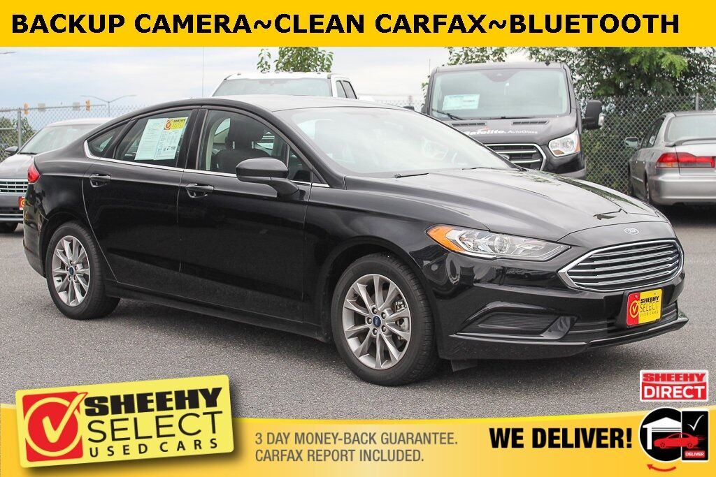 2017 Ford Fusion SE Suitland MD