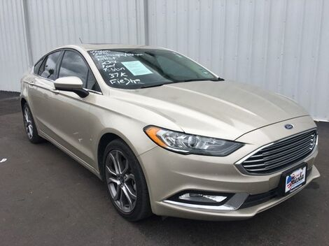 2017_Ford_Fusion_SE_ Harlingen TX