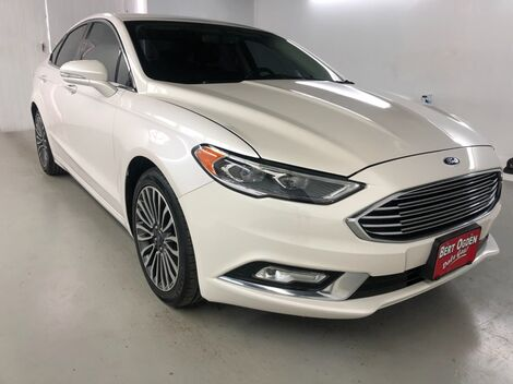 2017_Ford_Fusion_SE_ Harlingen TX