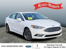 2017_Ford_Fusion_SE_ Hickory NC