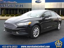 2017_Ford_Fusion_SE_ Chattanooga TN