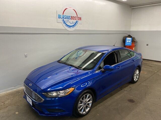 2017 Ford Fusion SE Holliston MA