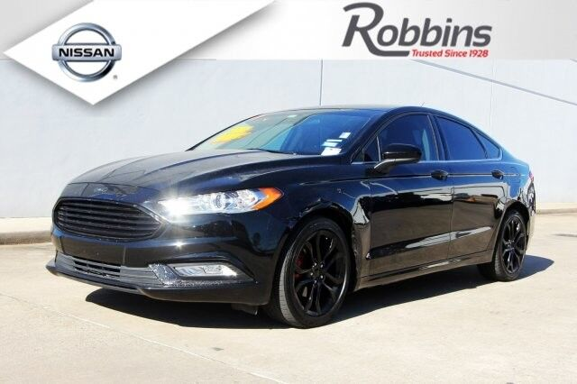 2017 Ford Fusion SE Houston TX