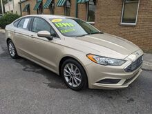 2017_Ford_Fusion_SE_ Knoxville TN