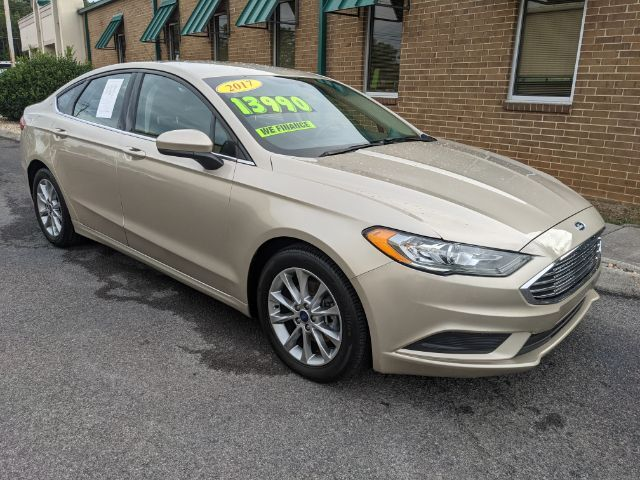 2017 Ford Fusion SE Knoxville TN