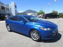 2017_Ford_Fusion_SE LOW KMS LOCAL CAR NO ACCIDENTS_ Penticton BC