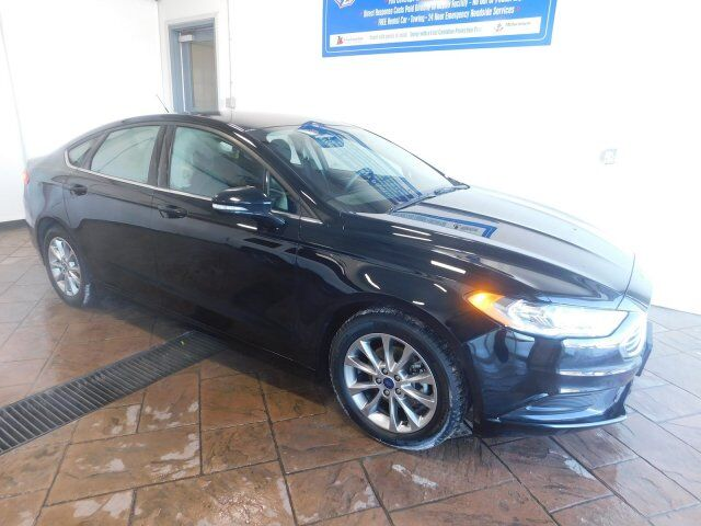 2017 Ford Fusion SE Listowel ON