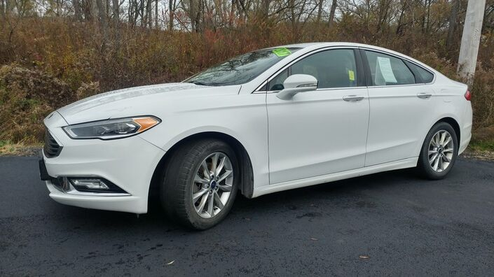 2017 Ford Fusion SE Rock City NY