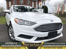 2017_Ford_Fusion_SE_ London ON