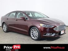 2017_Ford_Fusion_SE Luxury Ecoboost w/Navigation/Heated Leather_ Maumee OH