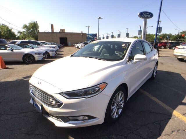 2017 Ford Fusion SE Luxury Package Chicago IL