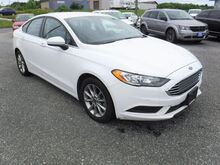 2017_Ford_Fusion_SE_ Manchester MD