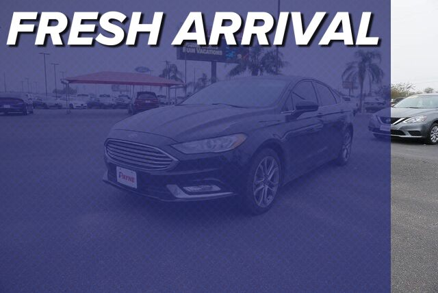 2017 Ford Fusion SE Mission TX