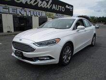 2017_Ford_Fusion_SE_ Murray UT