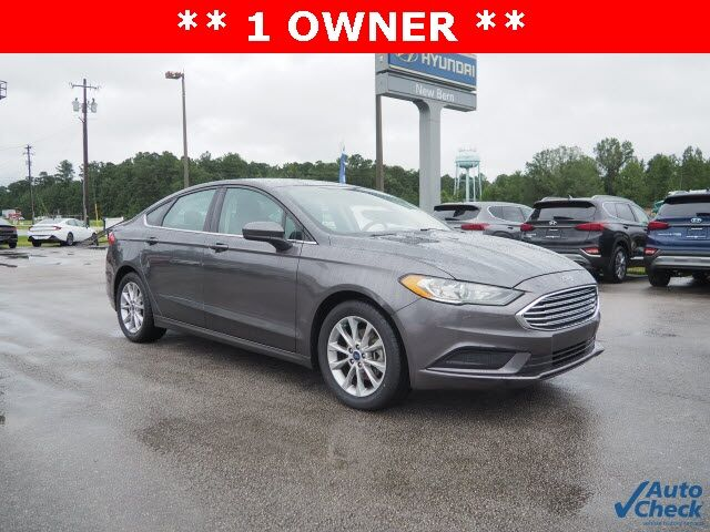 2017 Ford Fusion SE New Bern NC