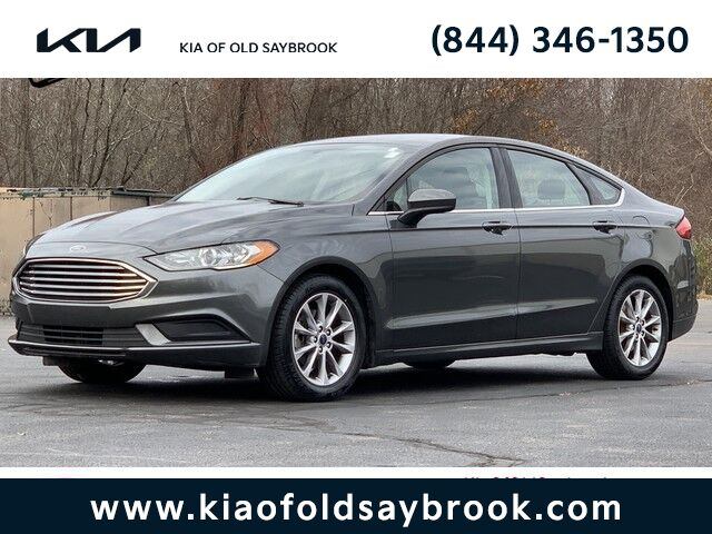 2017 Ford Fusion SE Old Saybrook CT
