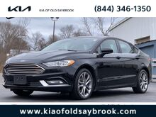 2017_Ford_Fusion_SE_ Old Saybrook CT