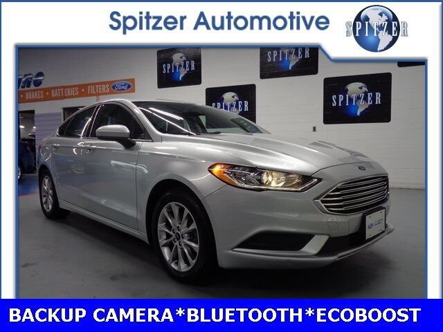 2017 Ford Fusion SE Ontario OH