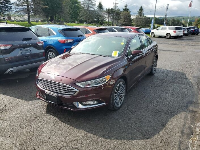 2017 Ford Fusion SE Owego NY